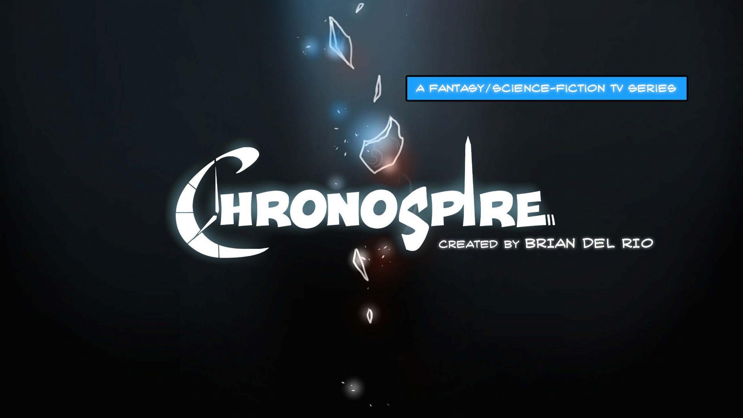 """BubbleBlabber Interview: Brian Del Rio On His Passion Project """"Chronospire"""""""