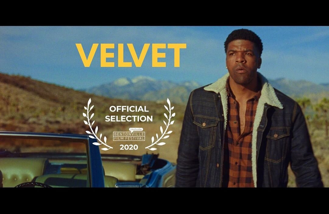 Velvet Has Been Chosen As An Official Selection Film In The 2020 Shorts Competition Line Up At Bentonville Film Festival!