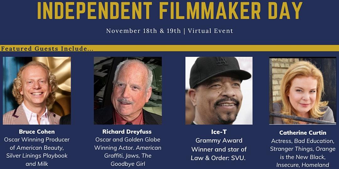 Independent Filmmaker Day!